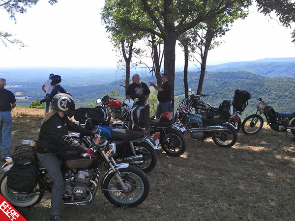 Ozark Mountain Scramble 52