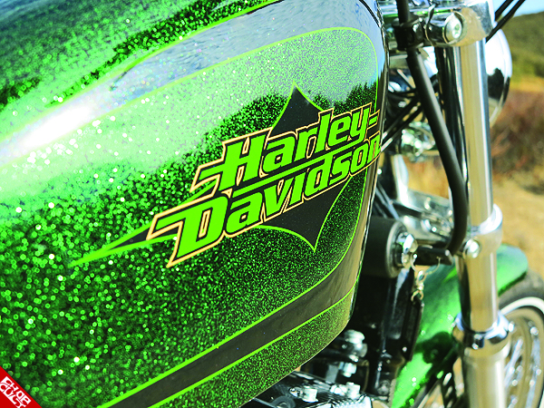2012 Harley-Davidson Sportster 72 Road Test Review 10