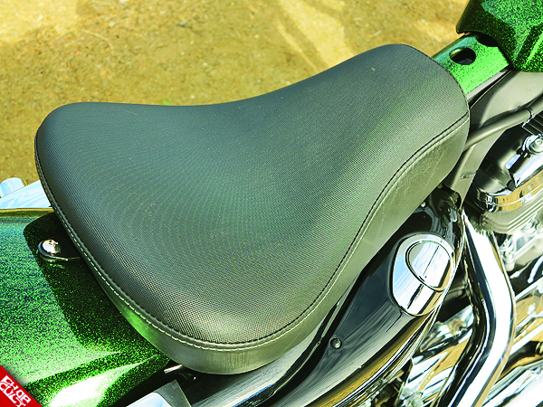2012 Harley-Davidson Sportster 72 Road Test Review 14