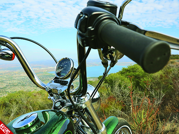 2012 Harley-Davidson Sportster 72 Road Test Review 34